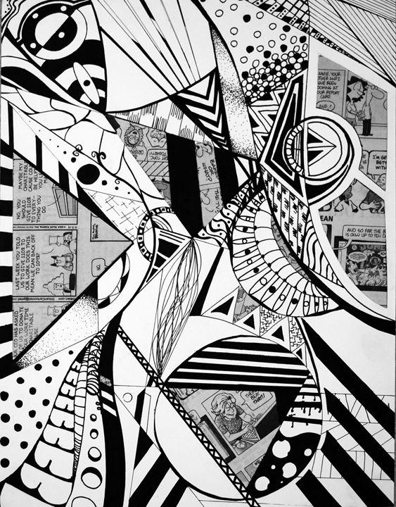 Cartoons n' Lines - BranBran Art Gallery
