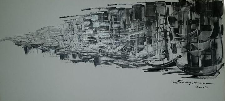 Venice Erased - Sam Lewis