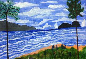 Blue Scenic view
