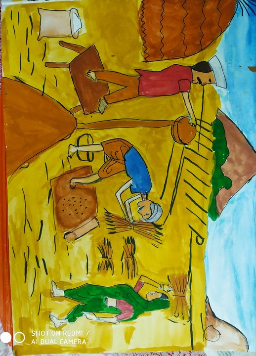 Indian village - Shivtej bid