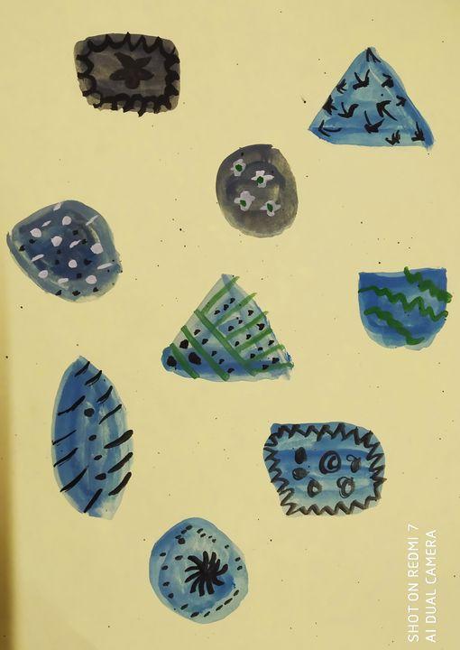 My stamps - Shivtej bid