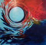 Acrylic on Gallery Profile Panel