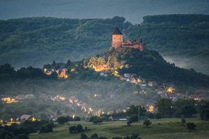 Somsokő castle