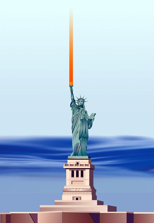 Statue of Liberty - DICK GAGE