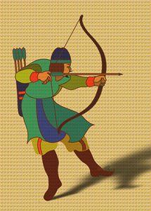 Genghis Khan Archer
