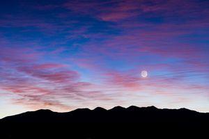 Moab Moonrise