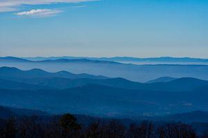 Blue Ridge Silhouette