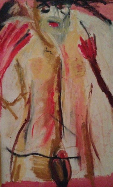 Untitled - IRIS GILL ARTWORK