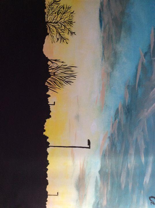 Sunset of Maine - Chelsea Farrington