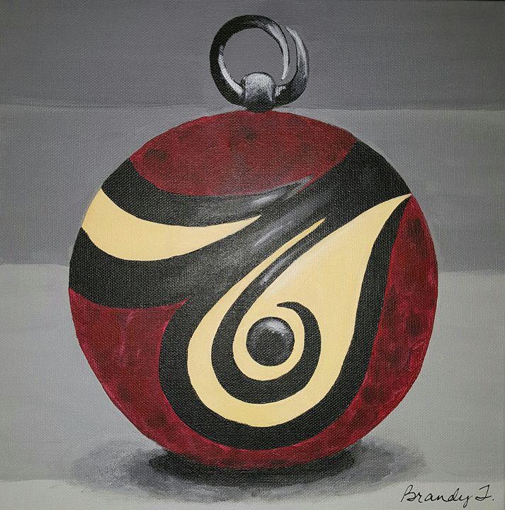 Tribal sphere - Art By Brandy