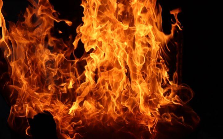 Flame - M. Fowler