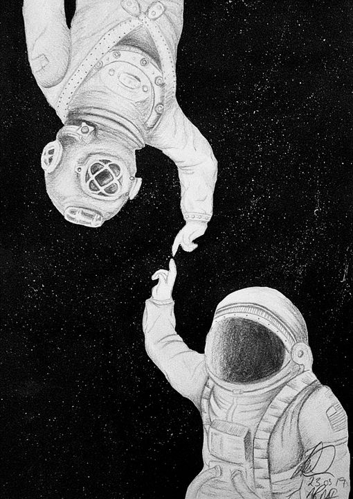 Space. - M. Fowler