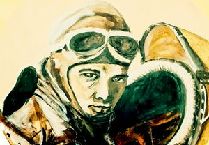 WWI Pilot