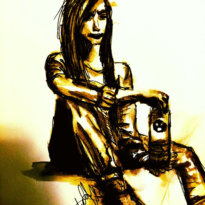 Radiation - Art Portfolio