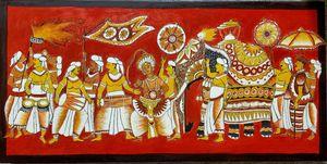Sri Lankan Procession (Perahera)