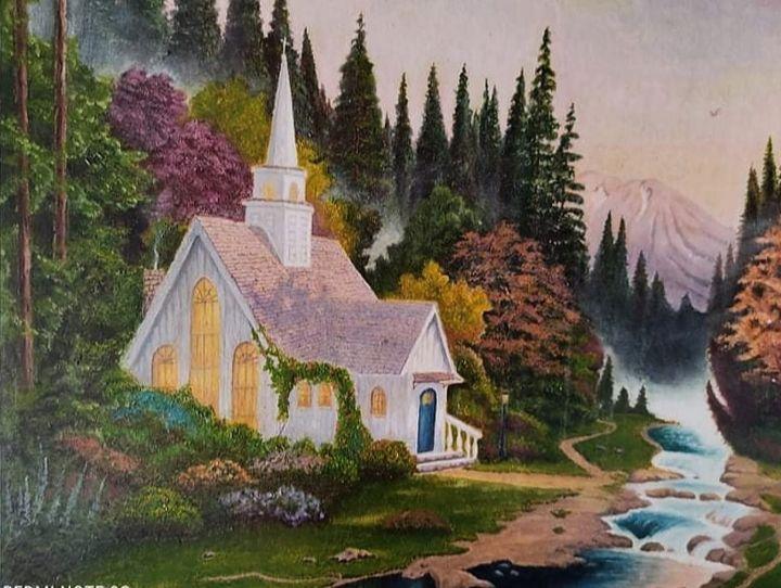 Forest Chapel - ArtsbyUFD