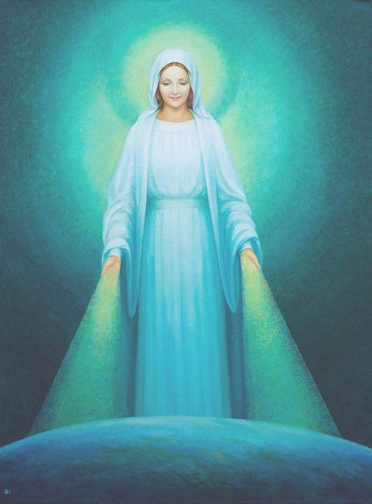 Queen of the World - Tatiana F. Light