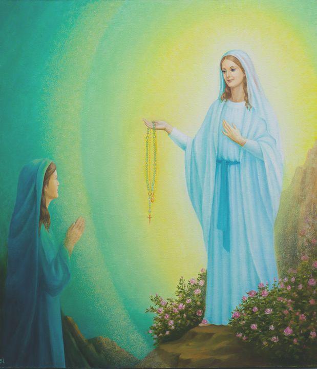 Immaculate Conception - Tatiana F. Light