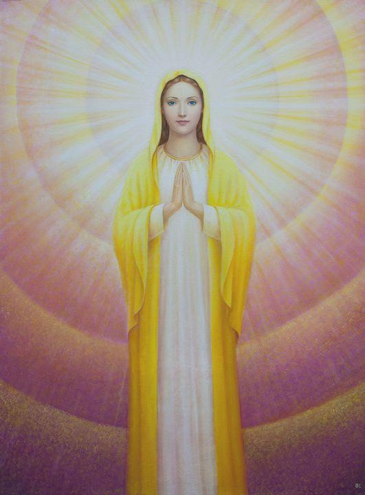 Light of Mother Mary - Tatiana F. Light
