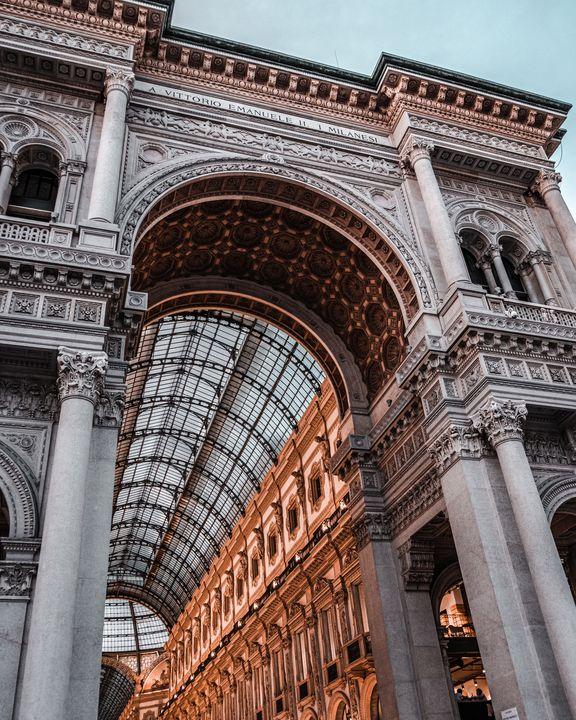 Galleria Vittorio Emanuele II - Earth Gallery