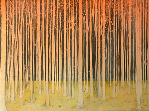 Fall Forest - Artwork of BPullen