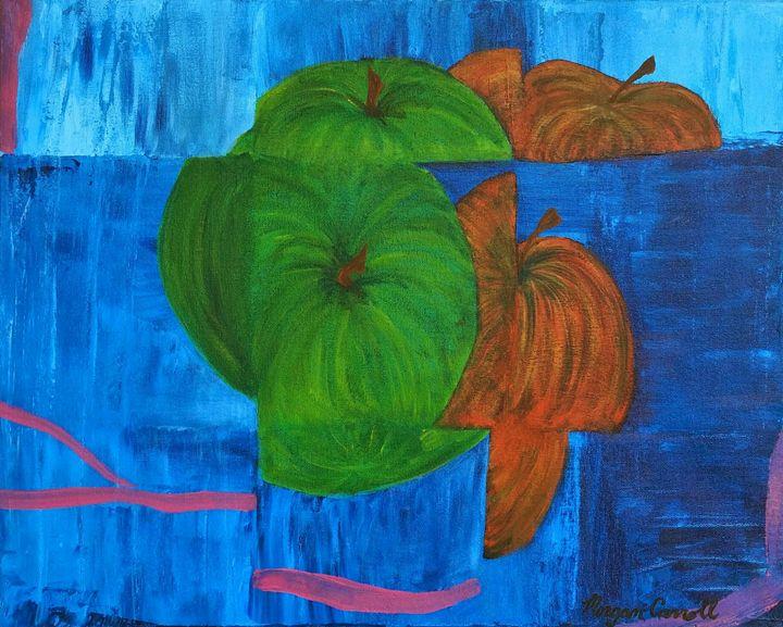 Apples - Morgan Carroll Art