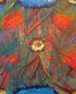 Bright Abstract Artwork