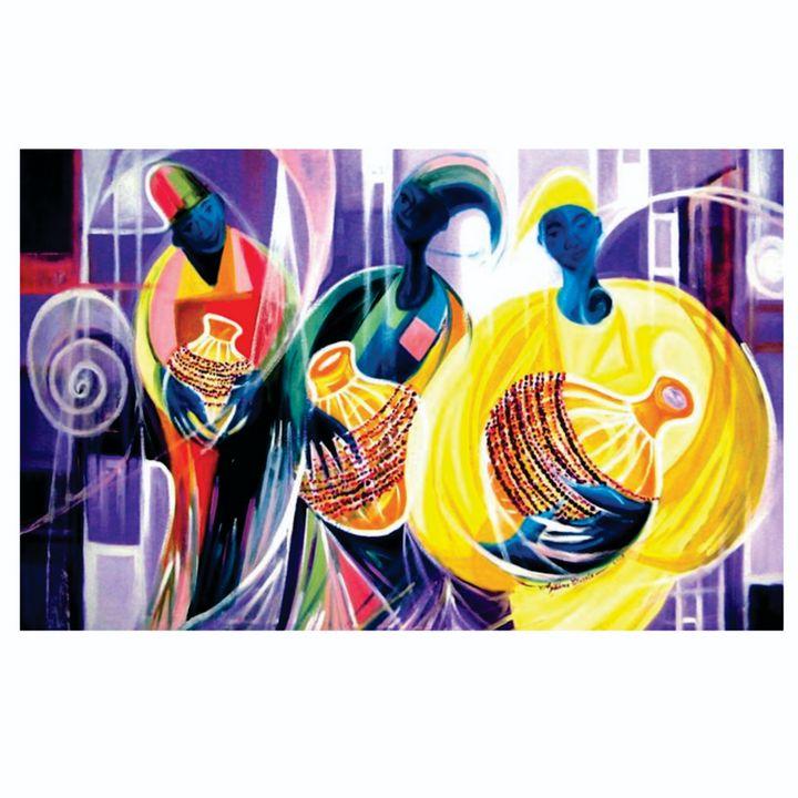 Shekere - International Gallery Creative Arts