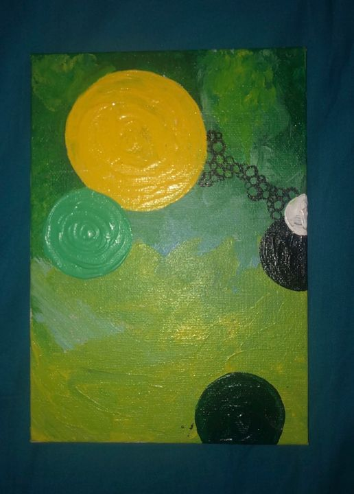 The green one - Emily Dorrington
