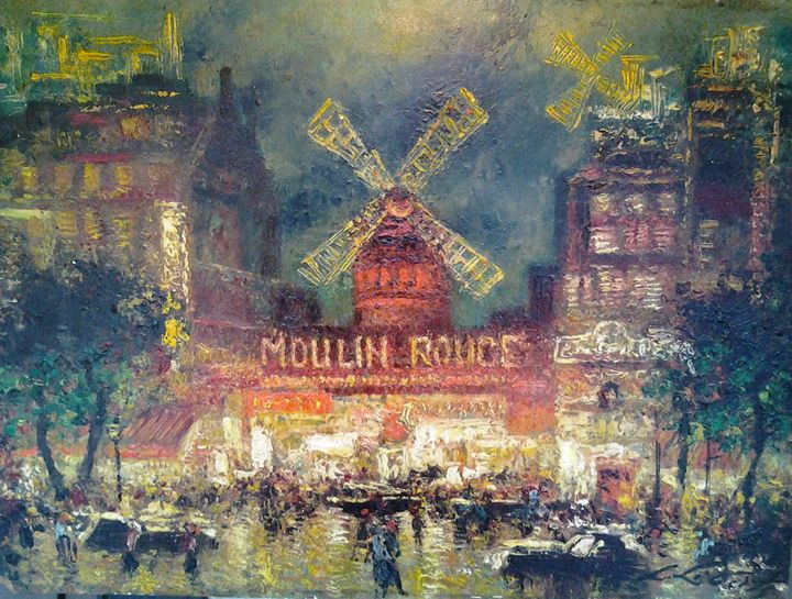 Moulin Rouge - Ludolf Lieberts