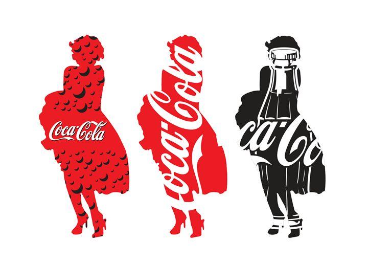 Marilyn Coca-Cola - timgaskin