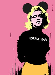 Mouseketeer Norma Jean