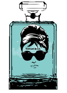 Tiffany & Co. Perfume Audrey Hepburn