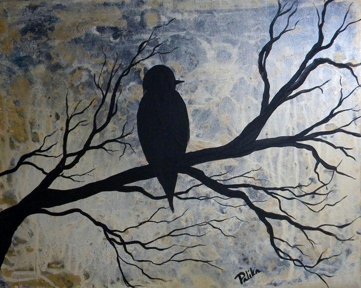 Bird Silhouette - Palika Art
