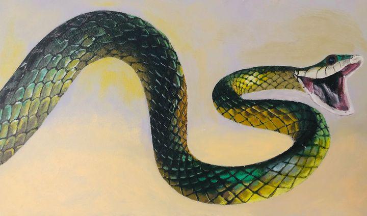 Snake - Mark Stagg