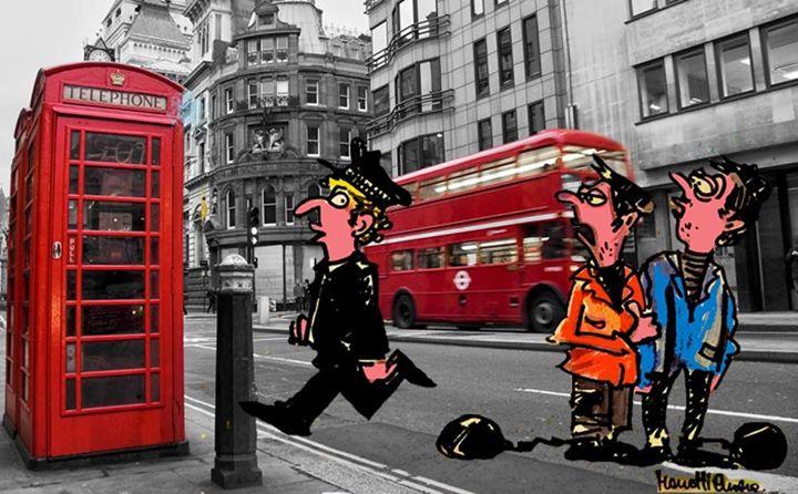 London cops - Cinzia