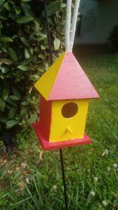 Sizzle Mini Birdhouse