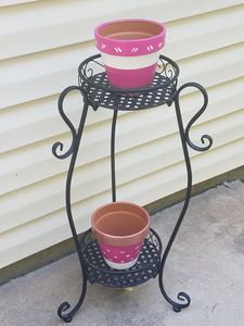 Pink Panther Flower pots