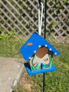 Under the Sea Mini Birdhouse