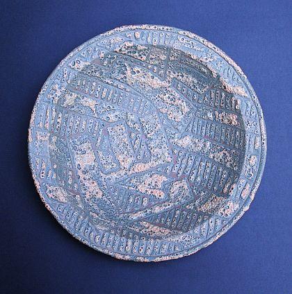 Ceramic wall plate - LADICA