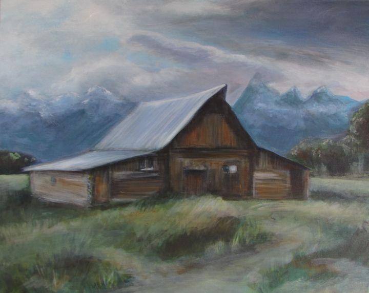 Moulton Barn - Melissa McDonald