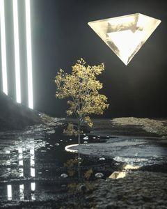 Life in darkness - Roboraptor3d