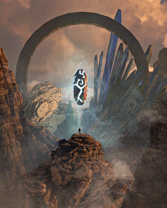 Desert Rune - Roboraptor3d