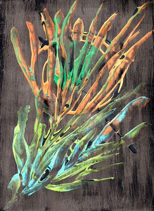 Neon Dream Catcher - Artworks by John Bruno
