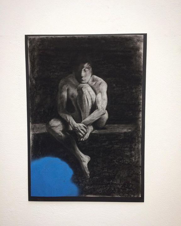Contemplation of Blue - BradSane