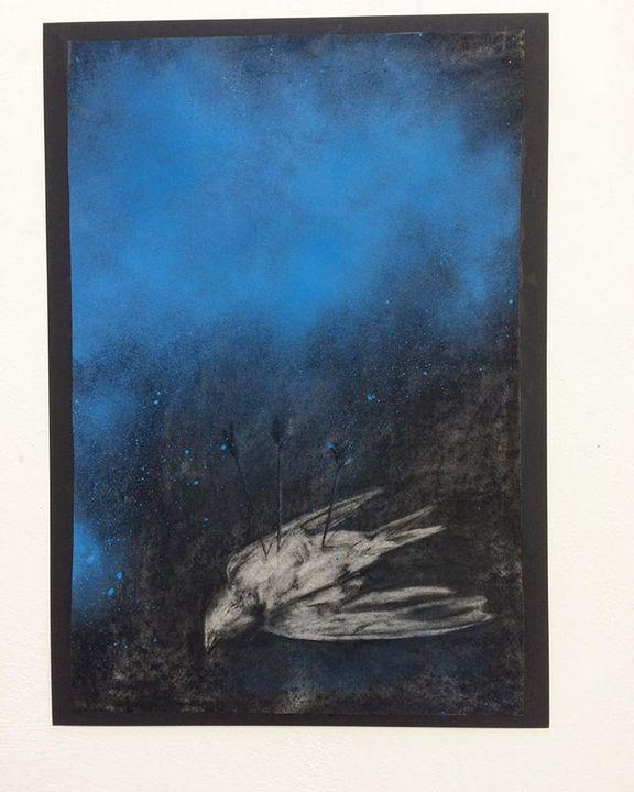 Death of a Blue Bird - BradSane