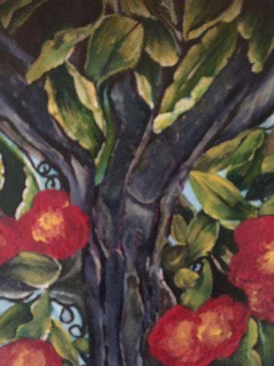 """""""Five Flowers"""" - karenkaback"""