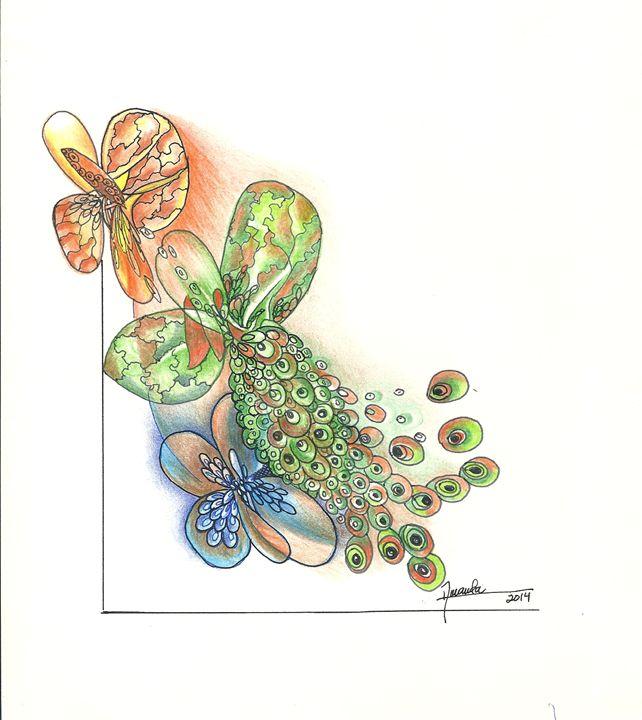 Drawing 18 - Amanda Mata