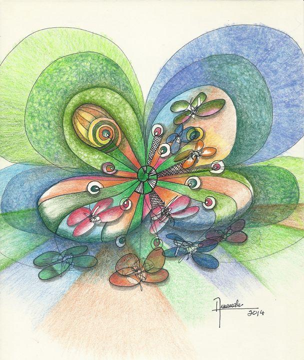 Drawing 2 - Amanda Mata