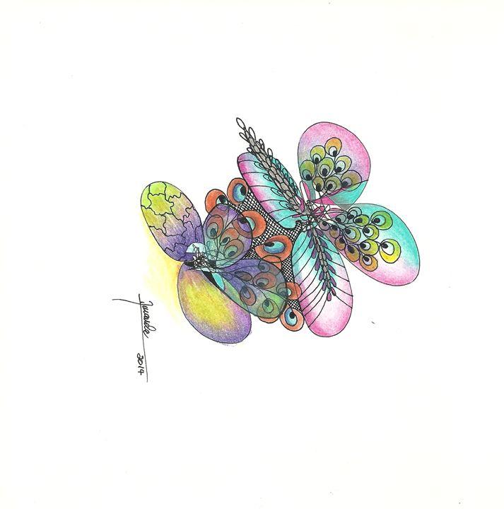 Drawing 17 - Amanda Mata